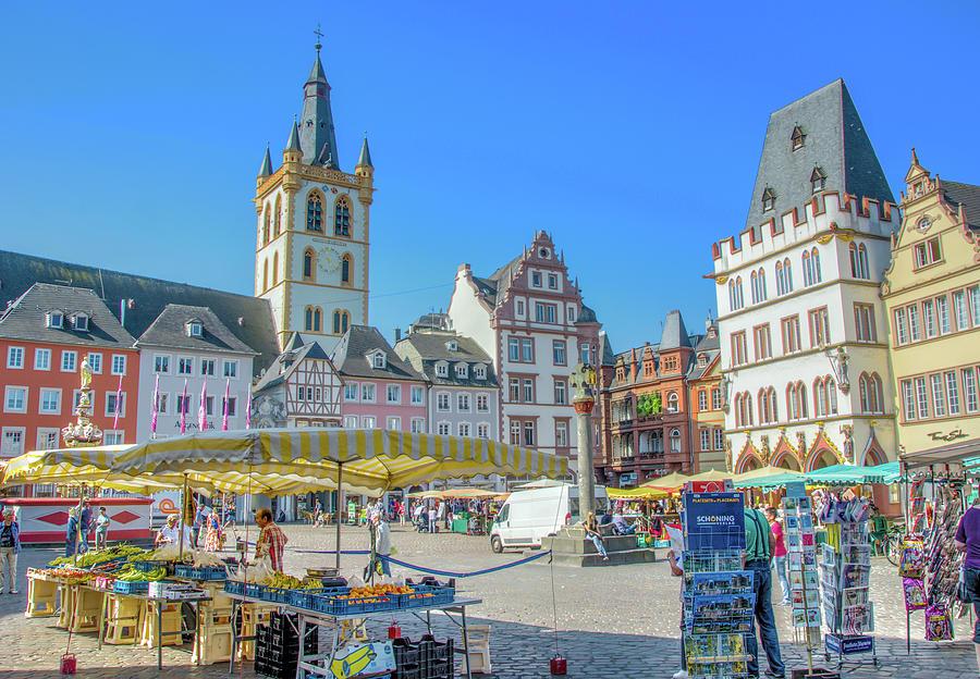 West German Cities: Trier – Discover Wanderlust